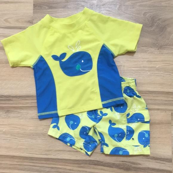 6067a1b0a Baby boy swim set
